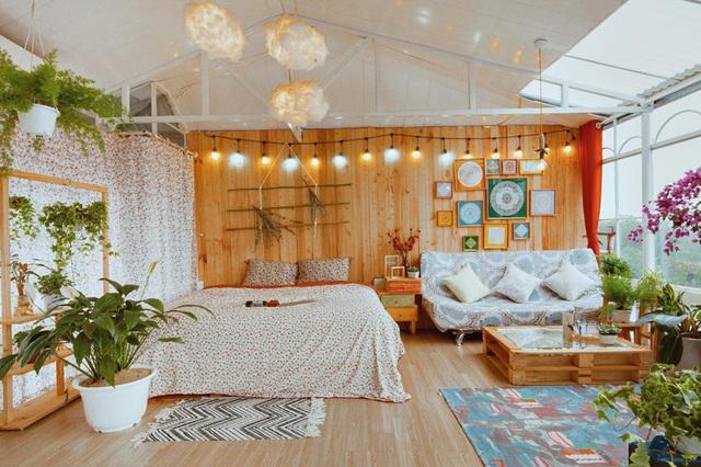 Cải tạo tầng thượng cũ kỹ thành không gian sống vintage lãng mạn - Ảnh 17.