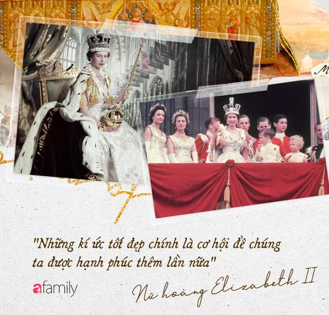 Nữ hoàng Elizabeth II: Từ công chúa sinh ra trong nhung lụa trở thành người phụ nữ quyền lực truyền cảm hứng cho hàng triệu trái tim - Ảnh 20.