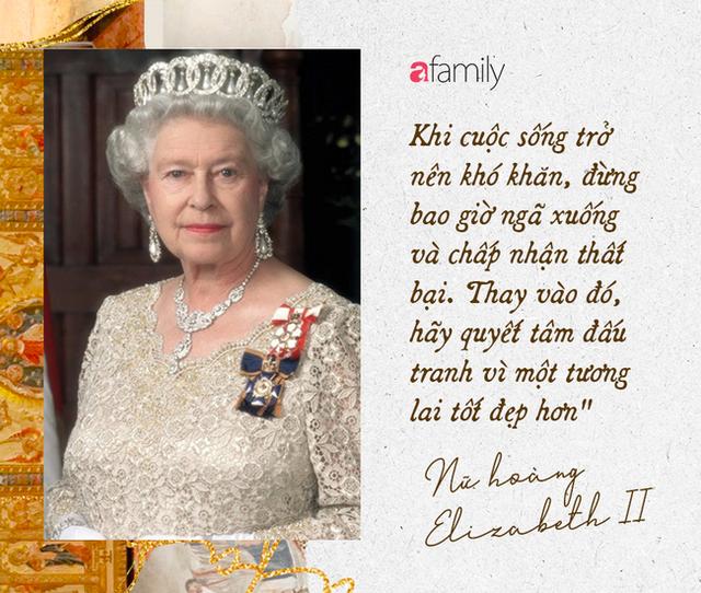 Nữ hoàng Elizabeth II: Từ công chúa sinh ra trong nhung lụa trở thành người phụ nữ quyền lực truyền cảm hứng cho hàng triệu trái tim - Ảnh 22.