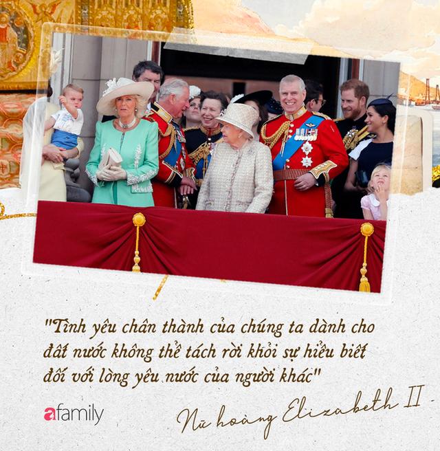 Nữ hoàng Elizabeth II: Từ công chúa sinh ra trong nhung lụa trở thành người phụ nữ quyền lực truyền cảm hứng cho hàng triệu trái tim - Ảnh 30.