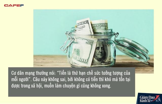 Tiền kiếm được dù ít hay nhiều, khôn ngoan nhất vẫn là mang đi tiết kiệm: Cuộc sống là muôn vạn chữ ngờ, chờ lúc khó khăn mới nhận ra thì hối chẳng kịp! - Ảnh 3.