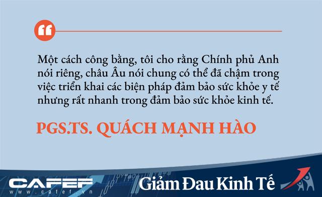 PGS.TS Quách Mạnh Hào: Người nghèo có thể không biết tăng trưởng là gì, nhưng họ rất rõ đóng cửa kinh tế khiến cuộc sống khó khăn như nào! - Ảnh 1.