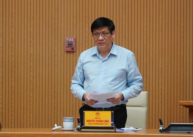 Thủ tướng chủ trì họp chốt việc giãn cách xã hội sau ngày 22/4 - Ảnh 1.