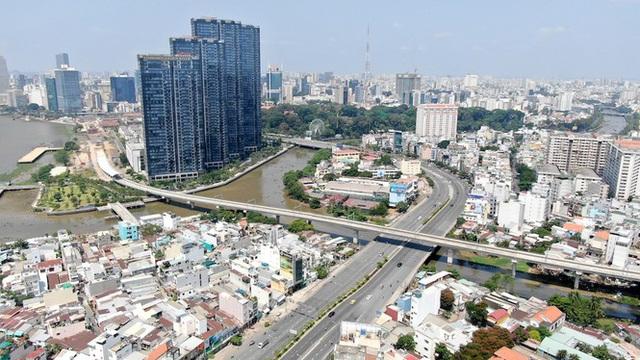 Cuộc đua của hàng loạt cao ốc đu bám dọc tuyến Metro Bến Thành-Suối Tiên - Ảnh 2.
