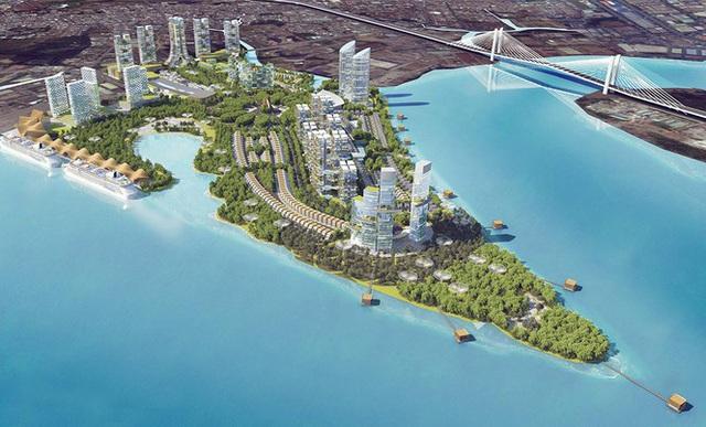 Bộ Xây dựng báo cáo về siêu đô thị tỷ đô nhiều năm vẫn bất động - Ảnh 1.