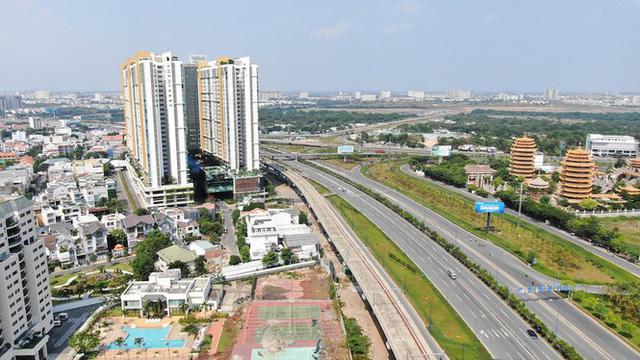 Cuộc đua của hàng loạt cao ốc đu bám dọc tuyến Metro Bến Thành-Suối Tiên - Ảnh 11.