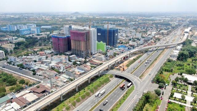 Cuộc đua của hàng loạt cao ốc đu bám dọc tuyến Metro Bến Thành-Suối Tiên - Ảnh 16.