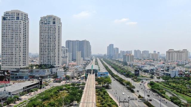 Cuộc đua của hàng loạt cao ốc đu bám dọc tuyến Metro Bến Thành-Suối Tiên - Ảnh 4.