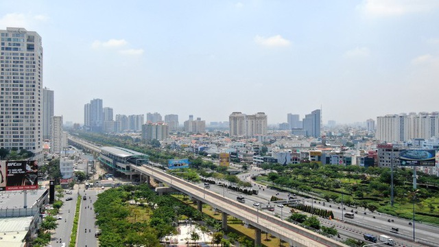 Cuộc đua của hàng loạt cao ốc đu bám dọc tuyến Metro Bến Thành-Suối Tiên - Ảnh 5.