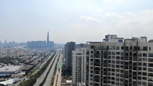 Cuộc đua của hàng loạt cao ốc đu bám dọc tuyến Metro Bến Thành-Suối Tiên - Ảnh 6.