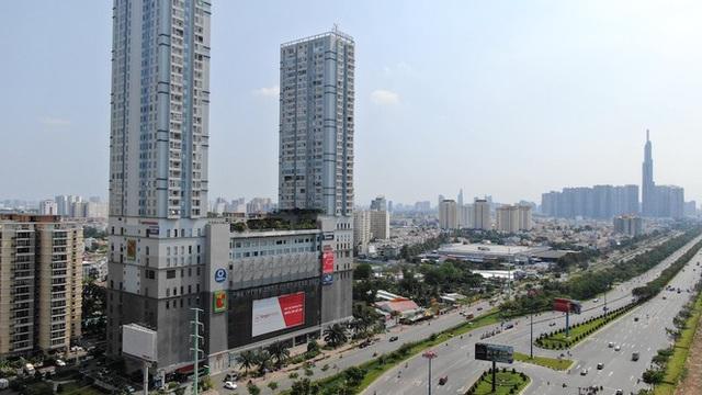 Cuộc đua của hàng loạt cao ốc đu bám dọc tuyến Metro Bến Thành-Suối Tiên - Ảnh 8.