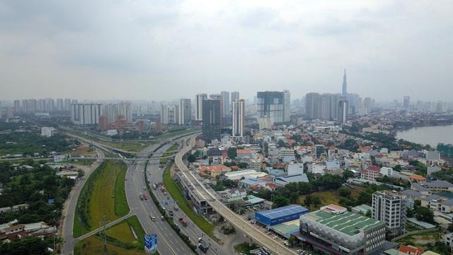 Cuộc đua của hàng loạt cao ốc đu bám dọc tuyến Metro Bến Thành-Suối Tiên - Ảnh 10.