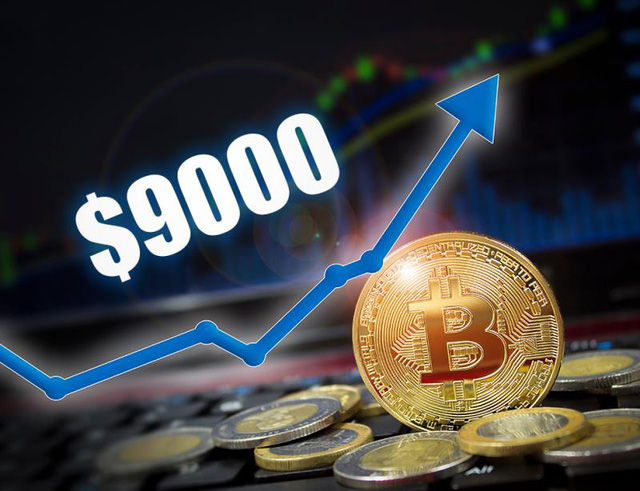 Bitcoin phá đỉnh 7.500 USD - Ảnh 1.