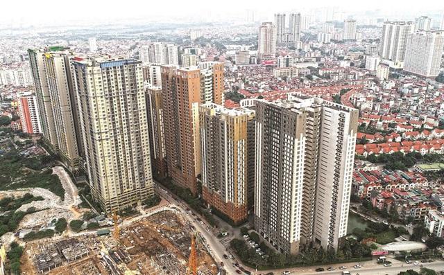 Siết cấp phép dự án bất động sản mới để trách dư thừa tồn kho - Ảnh 1.