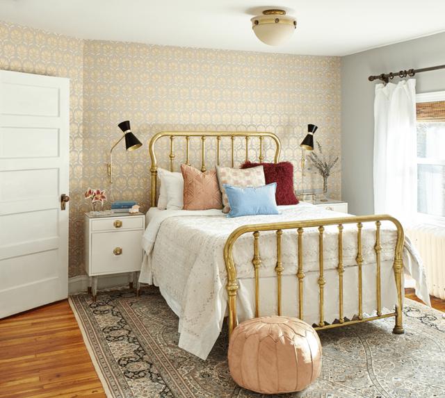Những căn phòng đẹp sang trọng với sơn tường màu xám - Ảnh 10.