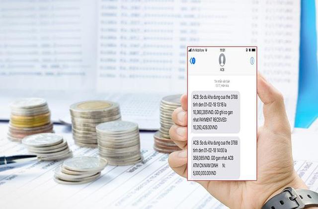 Phí tin nhắn dịch vụ ngân hàng cao chót vót, Cục Viễn thông yêu cầu giảm  - Ảnh 1.