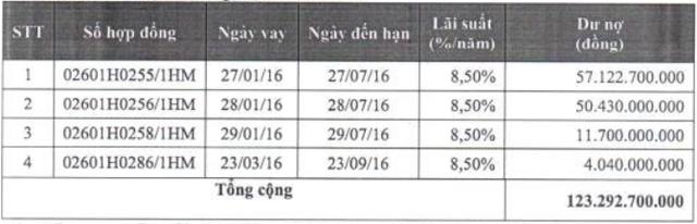 Gỗ Trường Thành (TTF): Lỗ luỹ kế chiếm hơn 97% vốn điều lệ, trình phương án phát hành 58 triệu cổ phần hoán đổi nợ quá hạn tại DongABank với giá 2.128 đồng/cp - Ảnh 1.