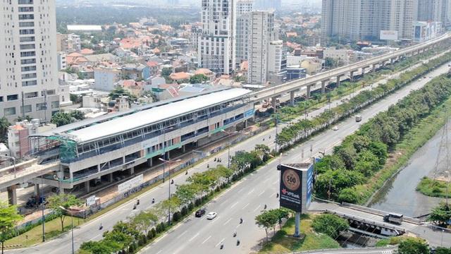 Tuyến metro đầu tiên của Sài Gòn đang thi công tới đâu? - Ảnh 11.