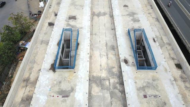 Tuyến metro đầu tiên của Sài Gòn đang thi công tới đâu? - Ảnh 20.