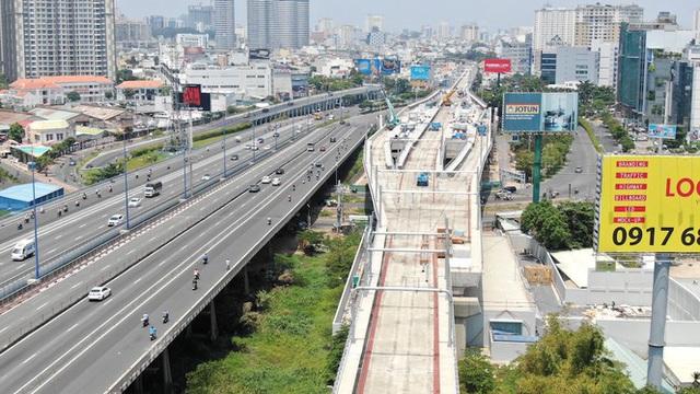 Tuyến metro đầu tiên của Sài Gòn đang thi công tới đâu? - Ảnh 3.