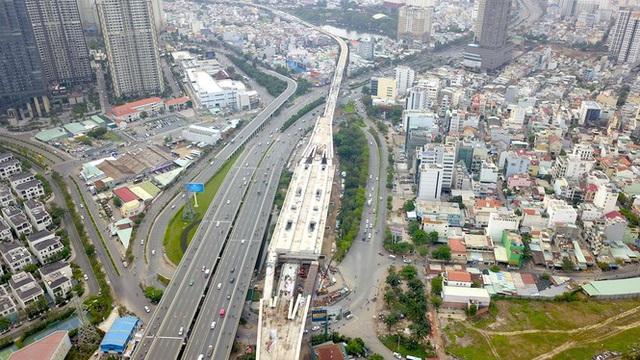 Tuyến metro đầu tiên của Sài Gòn đang thi công tới đâu? - Ảnh 21.