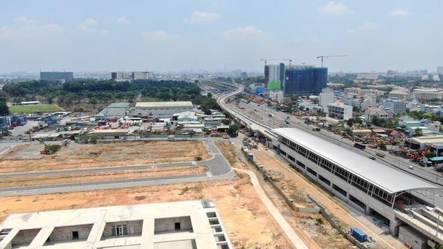 Tuyến metro đầu tiên của Sài Gòn đang thi công tới đâu? - Ảnh 25.