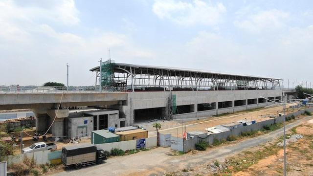 Tuyến metro đầu tiên của Sài Gòn đang thi công tới đâu? - Ảnh 27.