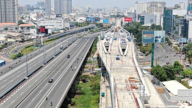 Tuyến metro đầu tiên của Sài Gòn đang thi công tới đâu? - Ảnh 4.
