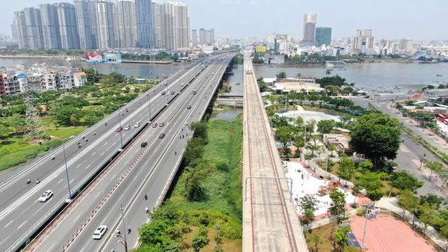 Tuyến metro đầu tiên của Sài Gòn đang thi công tới đâu? - Ảnh 6.
