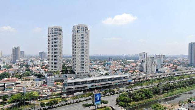 Tuyến metro đầu tiên của Sài Gòn đang thi công tới đâu? - Ảnh 8.