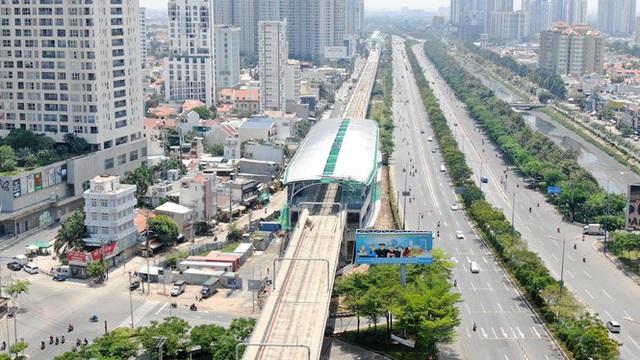 Tuyến metro đầu tiên của Sài Gòn đang thi công tới đâu? - Ảnh 9.
