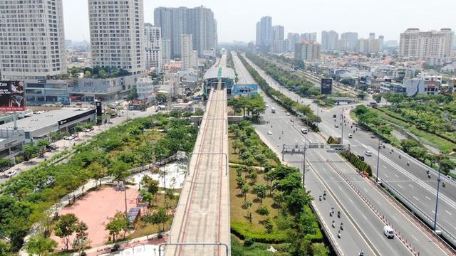 Tuyến metro đầu tiên của Sài Gòn đang thi công tới đâu? - Ảnh 10.