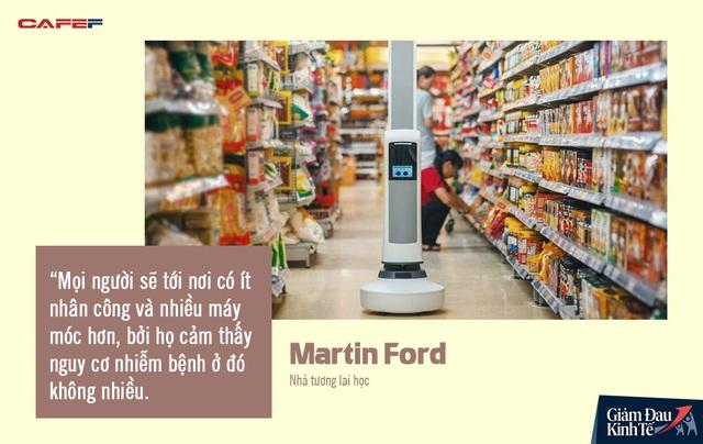 Viễn cảnh đáng sợ nhất có vẻ đã sắp tới: Vì Covid-19, robot có thể sẽ khiến con người mất việc nhanh hơn - Ảnh 3.