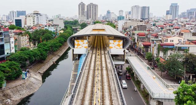 Băn khoăn 2 dự án đường sắt hơn 100.000 tỉ đồng  - Ảnh 1.