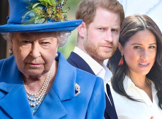 Mối đe dọa của hoàng gia Anh: Vợ chồng Meghan Markle sắp ra mắt cuốn sách có thể làm rung chuyển tất cả với những bí mật gây sốc - Ảnh 1.
