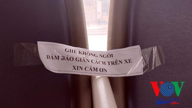 Xe buýt Hà Nội hoạt động thế nào trong những ngày đầu giảm giãn cách? - Ảnh 9.