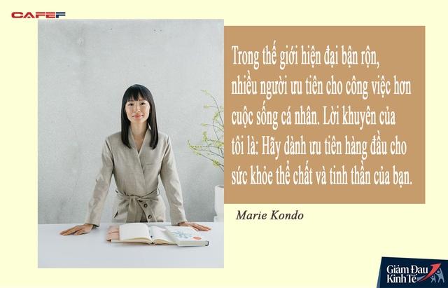 Dọn dẹp công việc sau đại dịch theo cách của thánh nữ dọn nhà Marie Kondo: Tối giản nhiệm vụ, giúp thư giãn, thoải mái lại hiệu quả bất ngờ - Ảnh 1.