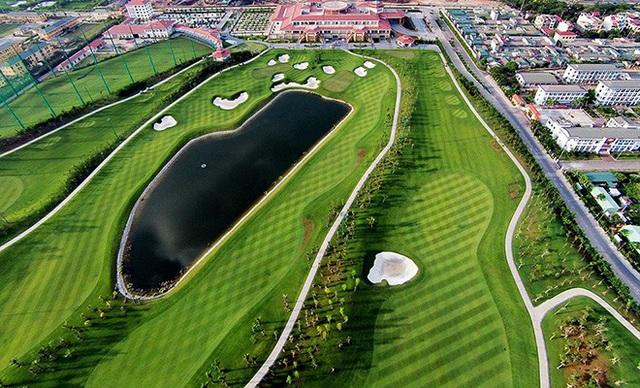 Không được phép xây dựng sân golf trên đất quốc phòng, an ninh - Ảnh 1.