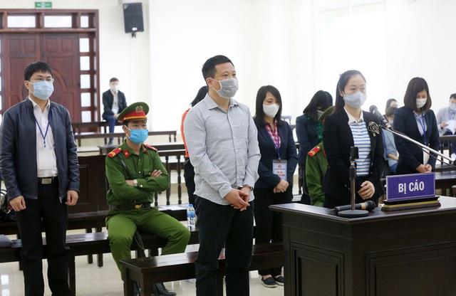 Đang thụ án chung thân, Hà Văn Thắm lĩnh thêm 10 năm tù  - Ảnh 1.
