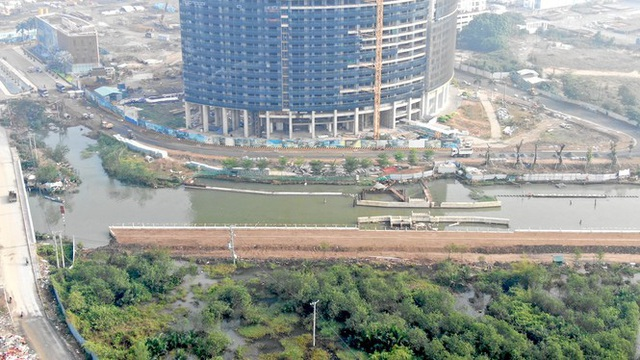 Bên trong siêu dự án 6 tỷ đô nằm bất động giữa Sài Gòn - Ảnh 19.