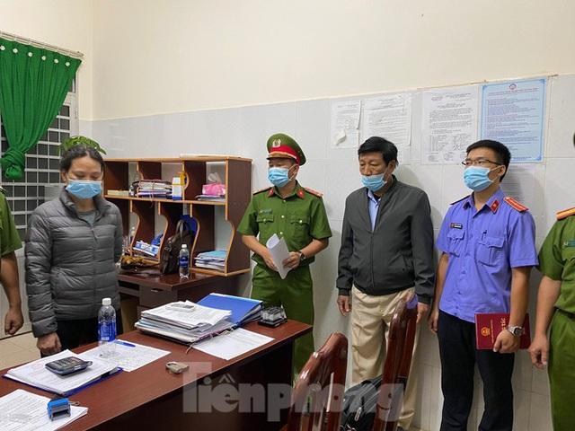 Vụ án tại Sở Y tế Đắk Lắk: 10 cán bộ đã bị khởi tố là ai? - Ảnh 3.