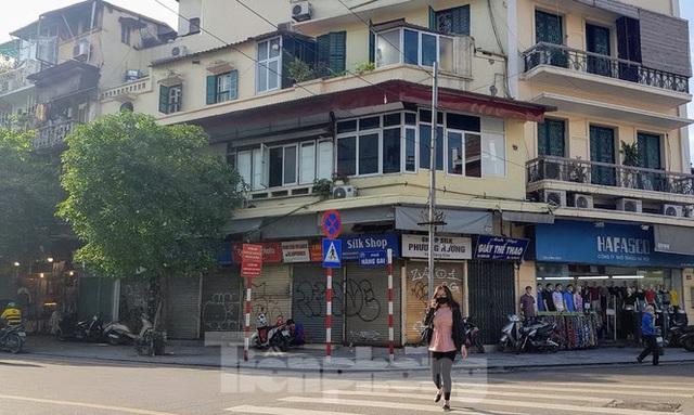 Tuyến phố đắt đỏ cả tỷ đồng/m2 ở Hà Nỗi vẫn chật vật tìm khách thuê - Ảnh 1.