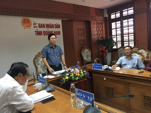 Nhà cung cấp máy xét nghiệm Covid-19 cho Quảng Nam giảm giá từ 7,2 tỉ đồng xuống còn hơn 4,8 tỉ - Ảnh 1.