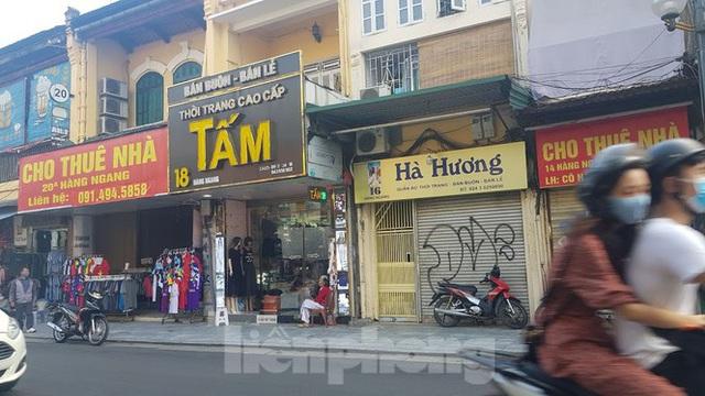 Tuyến phố đắt đỏ cả tỷ đồng/m2 ở Hà Nỗi vẫn chật vật tìm khách thuê - Ảnh 3.