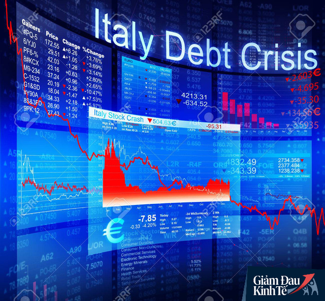Italy đứng trước nguy cơ hứng chịu cuộc suy thoái sâu nhất trong lịch sử do COVID-19: Cơ hội béo bở cho TQ? - Ảnh 3.
