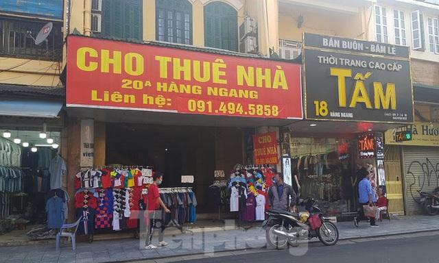 Tuyến phố đắt đỏ cả tỷ đồng/m2 ở Hà Nỗi vẫn chật vật tìm khách thuê - Ảnh 5.
