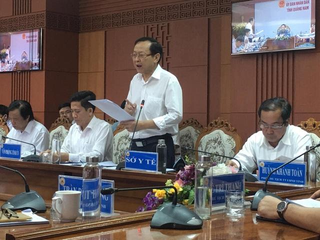 Nhà cung cấp máy xét nghiệm Covid-19 cho Quảng Nam giảm giá từ 7,2 tỉ đồng xuống còn hơn 4,8 tỉ - Ảnh 5.