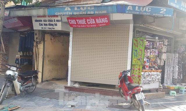 Tuyến phố đắt đỏ cả tỷ đồng/m2 ở Hà Nỗi vẫn chật vật tìm khách thuê - Ảnh 6.