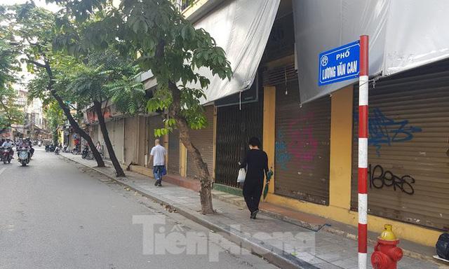 Tuyến phố đắt đỏ cả tỷ đồng/m2 ở Hà Nỗi vẫn chật vật tìm khách thuê - Ảnh 7.