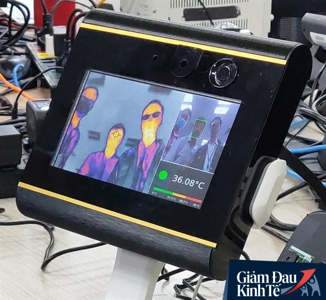 Vingroup bắt tay vào sản xuất máy thở và máy đo thân nhiệt tại các nhà máy VinFast và VinSmart - Ảnh 2.